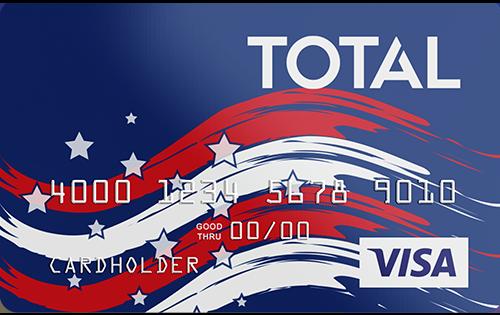 Total Visa Credit Card